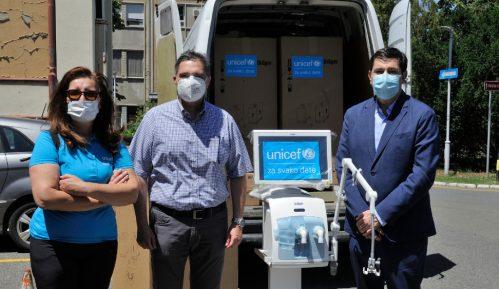 UNICEF nastavlja sa obezbeđivanjem respiratora zdravstvenim ustanovama u Srbiji 13
