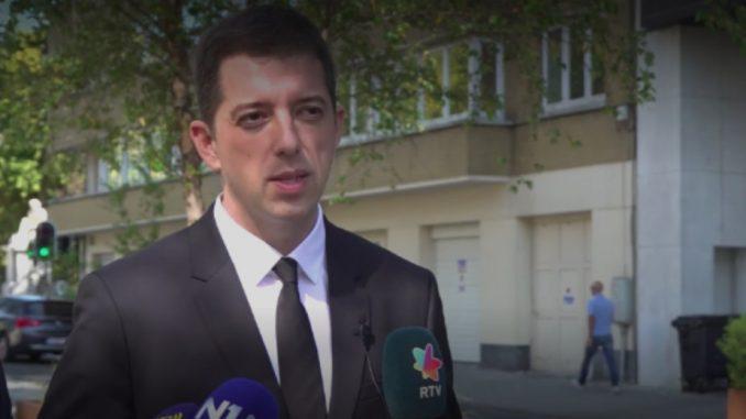 Đurić: Sa Srbijom se ne razgovara jezikom ultimatuma 1