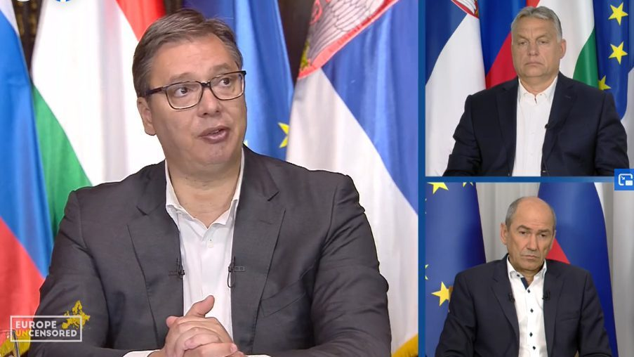 Vučić: I mi smo potrebni Evropi, a ne samo ona nama 3