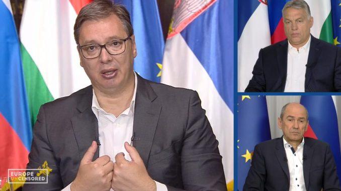 Vučić: I mi smo potrebni Evropi, a ne samo ona nama 1
