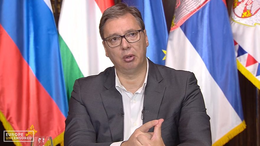 Vučić: I mi smo potrebni Evropi, a ne samo ona nama 2