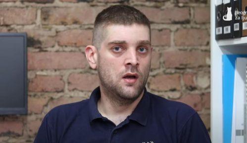 Mladić kojeg je policija tukla na Terazijama: Od stresa nisam znao šta se događa (VIDEO) 1