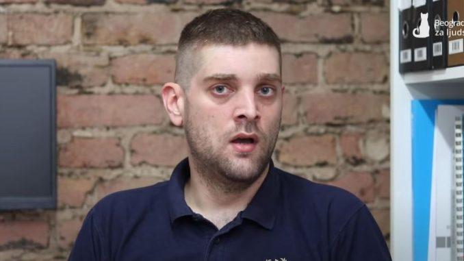 Mladić kojeg je policija tukla na Terazijama: Od stresa nisam znao šta se događa (VIDEO) 4