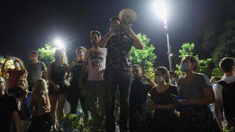 Studenti najavili novi protest za danas u 10 časova (FOTO/VIDEO) 2