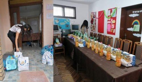 Volonteri UG Ternipe za vreme epidemije pomažu Romima iz Pirota 10