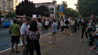 Protesti u više gradova Srbije četvrti dan zaredom (FOTO/VIDEO) 18
