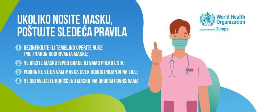 Kako pravilno koristiti zaštitne maske? (VIDEO) 2