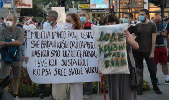 Protesti u više gradova Srbije (VIDEO) 4
