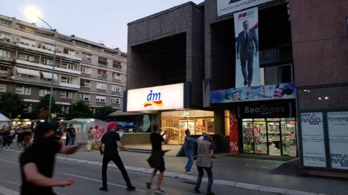 Hapšenja u Kragujevcu i Užicu 1