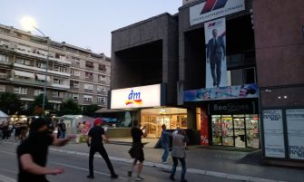 Protesti u više gradova Srbije (VIDEO) 2