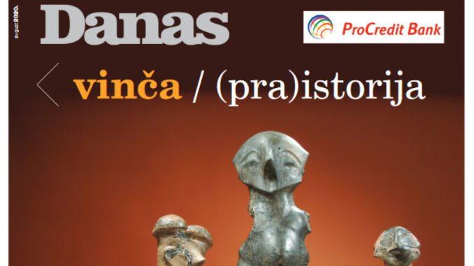 Specijalni dodatak Vinča/ (pra)istorija  (PDF) 1