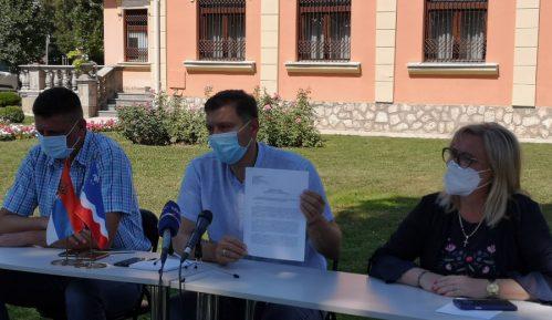Zelenović traži od Lončara pojačano testiranje brzim testovima kontakata obolelih od kovida 15