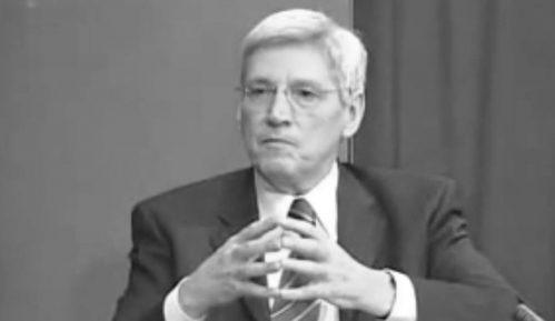 Preminuo Zoran Stojković, bivši ministar pravde 13