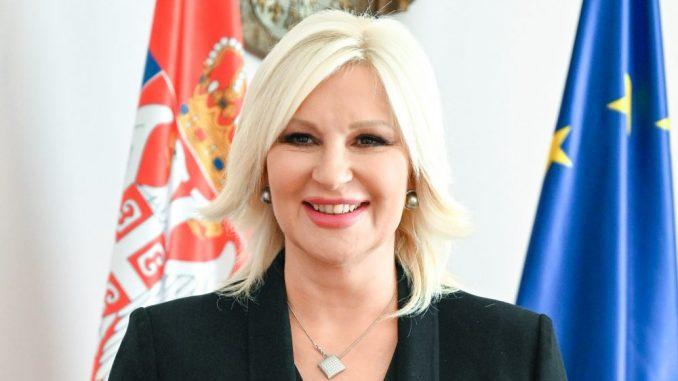 Mihajlović: Rodna ravnopravnost prioritet i u novoj vladi 2
