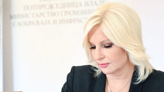Mihajlović: Albanski političari da ne koče projekte iz vašingtonskog sporazuma 1