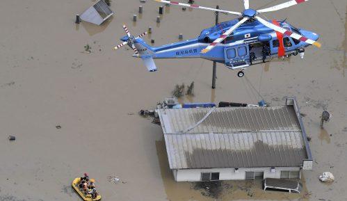Poplave u Japanu, evakuacija 200.000 ljudi (FOTO) 8