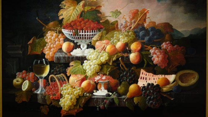 Šta umetnička dela govore o našoj hrani? 1