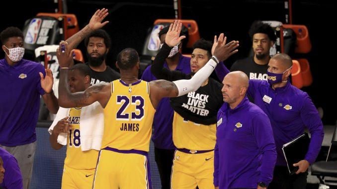 Ponovo se igra NBA, pobede Lejkersa i Jute 4