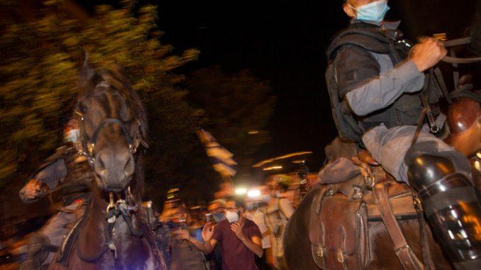 Stotine Izraelaca ponovo na ulicama zahtevale ostavku premijera Netanjahua 1