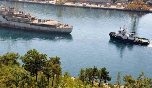 """Titov brod """"Galeb"""" u brodogradilištu, postaje muzej 14"""