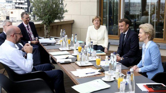 Nastavak samita EU pomeren na 18 časova 1