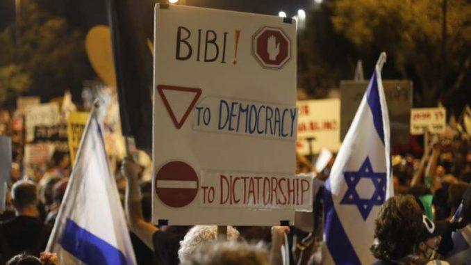 Hiljade Izraelaca ponovo zahtevale ostavku Netanjahua u Jerusalimu 3