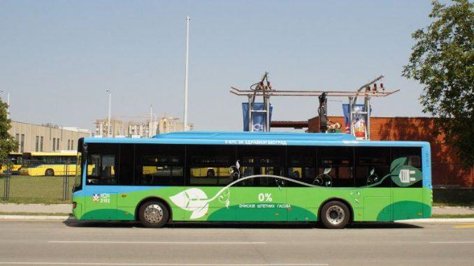 Beograd nabavalja deset električnih autobusa i 100 autobusa na gas 3