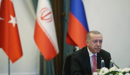 Lideri Rusije, Turske i Irana razgovarali o stabilizaciji Sirije 10