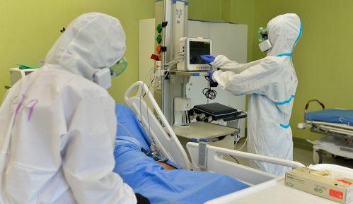 U Nišu hospitalizovan 101 pacijent sa koronom, a preminulo ih troje 2