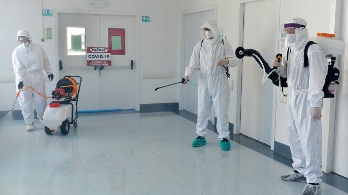 U Nišu jedna osoba umrla od korona virusa, šestoro na respiratorima 4