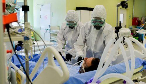 Epidemiolozi govore o stragnaciji, a broj hospitalizovanih u KC Niš raste 8