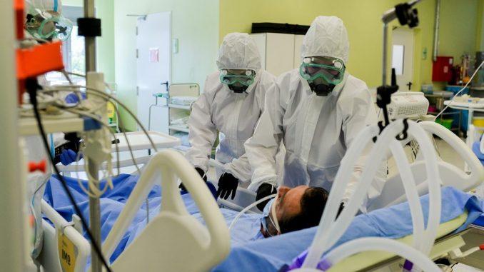 Sve kovid bolnice u niškom regionu prebukirane 3