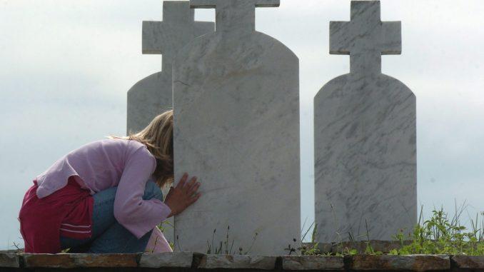 Parastos ubijenim Srbima na Petrovdan kod Bratunca i Srebrenice 2