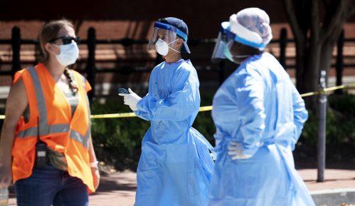 Sukob Kine, SAD i Rusije oko odgovora na pandemiju korona virusa 2