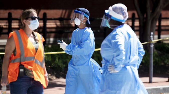 Sukob Kine, SAD i Rusije oko odgovora na pandemiju korona virusa 4