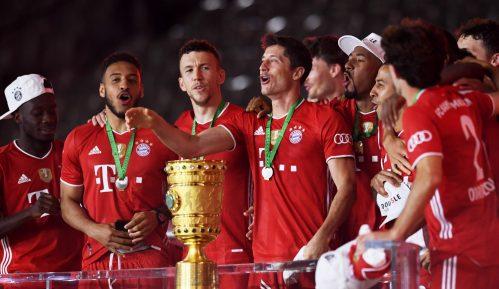 Bajern osvojio Kup Nemačke 11