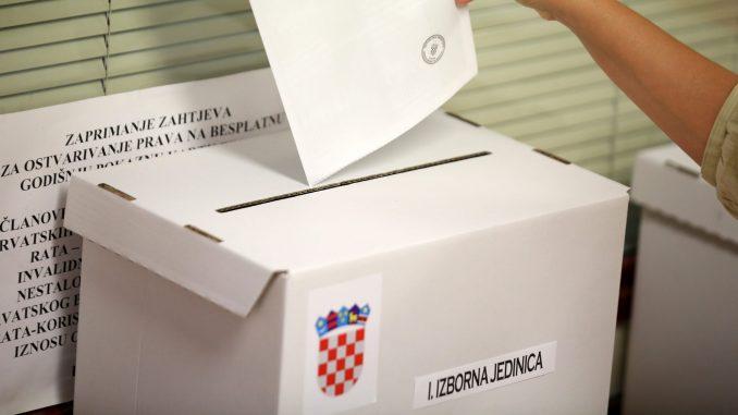 Državna izborna komisija objavila prve rezultate, HDZ ubedljivo vodi 1
