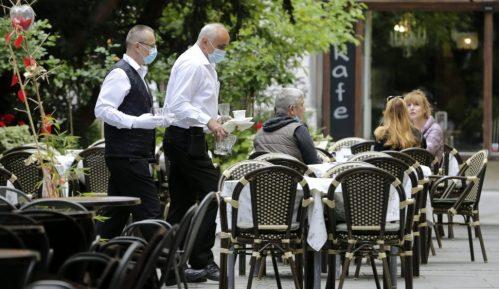 Vesić: Beogradske vlasti su protiv skraćivanja radnog vremena kafića, suština je u poštovanju mera 15