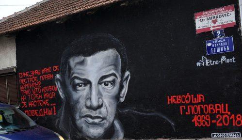 Zbog čega je uništen mural sa likom Nebojše Glogovca u Užicu? 10