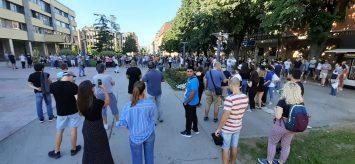 Protesti u više gradova Srbije (VIDEO) 13