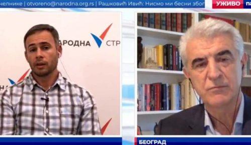 Borović: Narod više ne može da izdrži ovoliki kriminal i korupciju 1