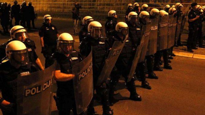 Spremne krivične prijave zbog policijske torture nad demonstrantima u Kragujevcu 3