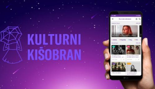 Kulturni kišobran pokrenuo mobilnu aplikaciju 8