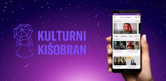 Kulturni kišobran pokrenuo mobilnu aplikaciju 2