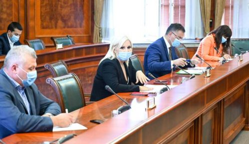 Mihajlović: Moravski koridor za četiri godine 2