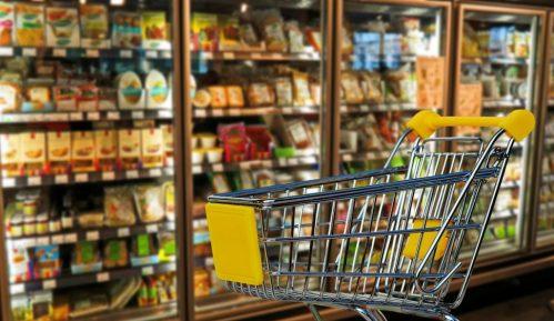 Srbi manje troše na hranu i bezalkoholna pića nego 2009. godine 2