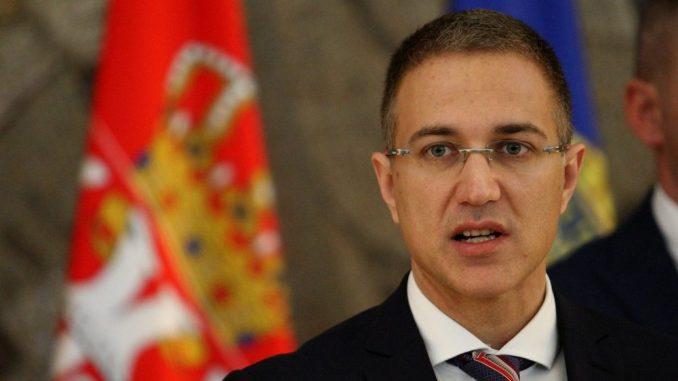 Stefanović sa sekretarom Saveta bezbednosti Azerbejdžana 3