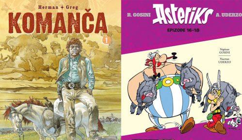 Vrhovi francusko-belgijskog stripa 8