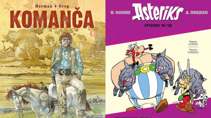 Vrhovi francusko-belgijskog stripa 3