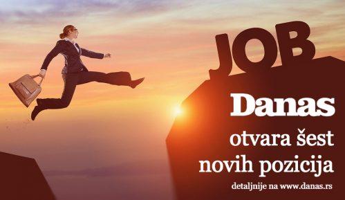 List Danas otvara pozicije projekt menadžera, HR, dizajnera, u marketingu i finansijama 13